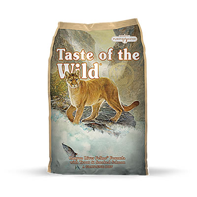 Taste of the Wild - Canyon River Feline® Formula with Trout & Smoked Salmon