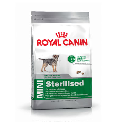 Royal Canin - Mini Sterlised