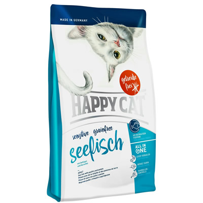 Happy Cat - Grain free Seefisch