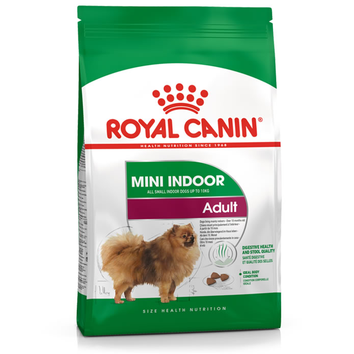 Royal Canin - Mini Indoor Adult