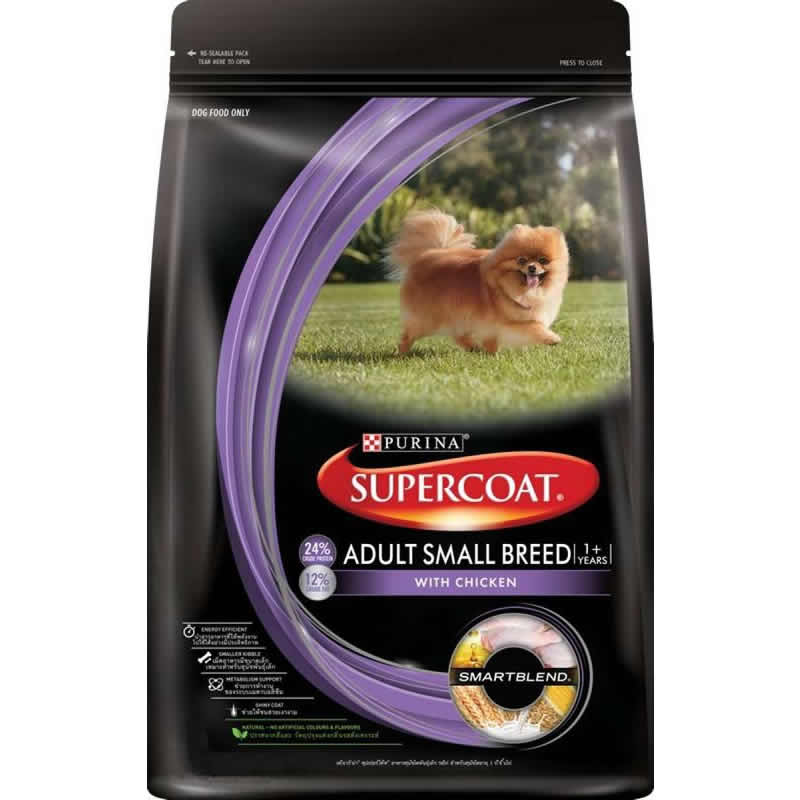 SUPERCOAT - Small breed Adult
