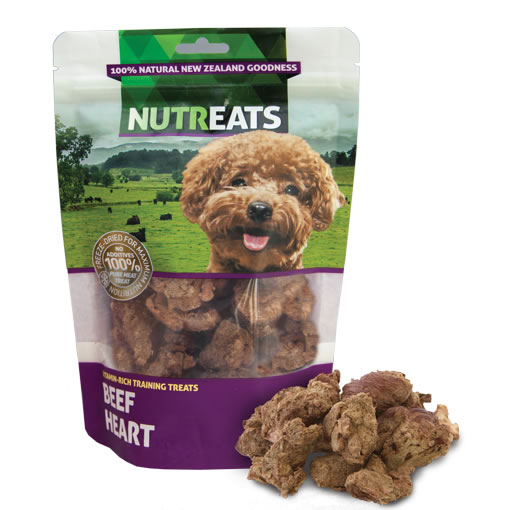 NUTREATS - BEEF HEART