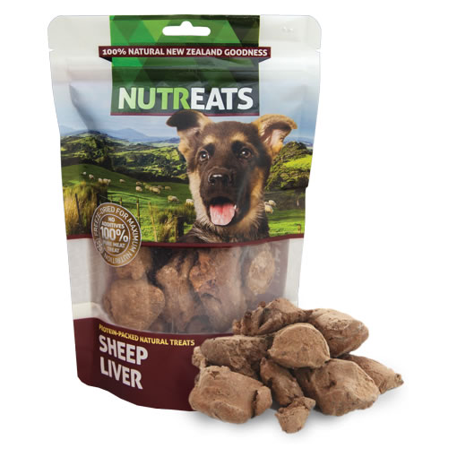 NUTREATS - SHEEP LIVER