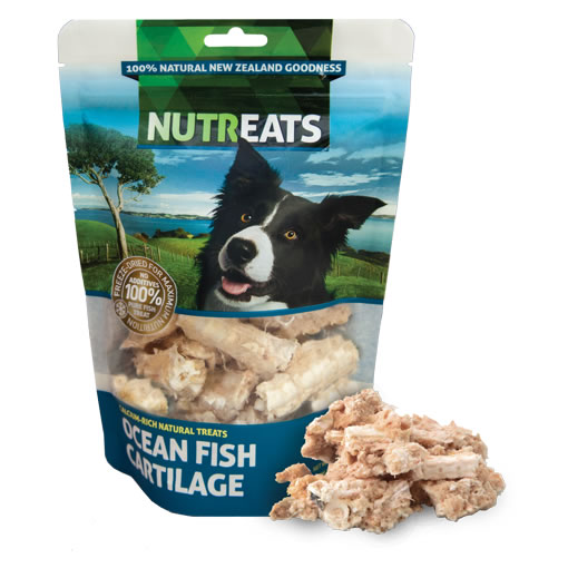 NUTREATS - OCEAN FISH CARTILAGE