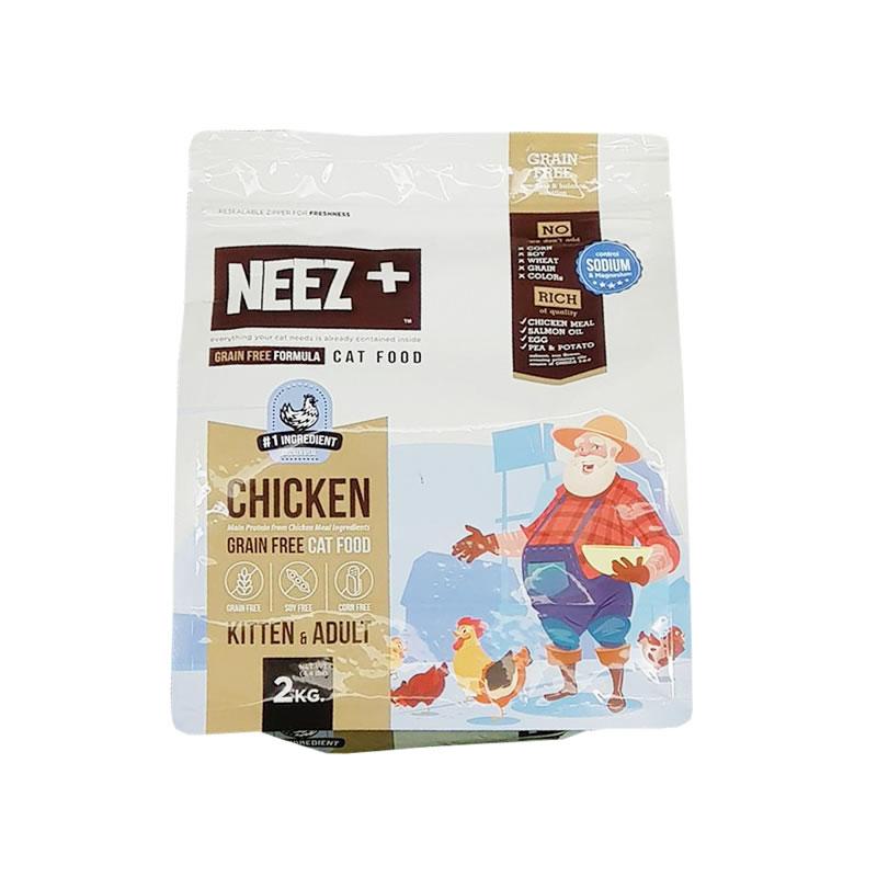 NEEZ+ - อาหารแมว NEEZ+ Chicken Grain Free